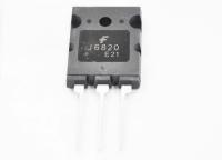 FJL6820 (J6820) (750V 20A 200W npn) TO3PF Транзистор