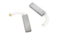 Электроугольная щетка 6x10x32 пружина-пятак (пара) (SIM)