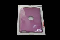 160111 Чехол-крышка BackCover for iPad2/iPad3 Pink Krusell KS-71248