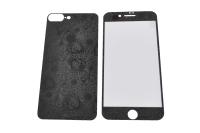 Двухстороннее защитное стекло для iPhone 7Plus