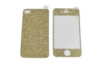 Двухстороннее защитное стекло для iPhone 4/4S