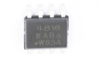 Si4816DY (30V 5.3/7.7A 1.25W Dual N-Channel MOSFET+D) SO8 Транзистор