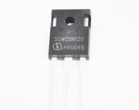 SGW25N120 (1200V 25A 313W NPT Trench IGBT) TO247 Транзистор