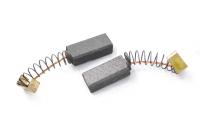 525 Электроугольная щетка 5х8х17 пружина, клемма-скоба для Sparky BPR 240/241