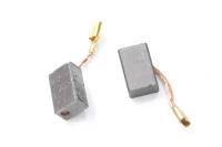 468(1) Электроугольная щетка 5,5х8,5х13,5 поводок, клемма-мама, для DeWalt, KB-315, NH-818