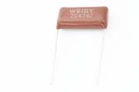 CAP  0.47mkF  400V 10% (474) CL21 Металлопленка конденсатор