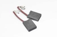 Электроугольная щетка 6х16х22 поводок, клемма-мама для Bosch Н43