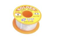 Припой  50 грамм 0.8 мм флюс (63%Sn,37%Pb) CF10 Kaina B