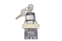 217(6) Выключатель вкл/выкл под ключ ZB2-BE101C Ith 10A Ui 600v Uimp 6kW