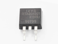 IXTA60N20T (200V 60A 500W N-Channel MOSFET) TO263 Транзистор