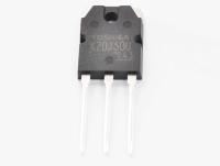 TK20J60U (600V 20A 190W N-Channel MOSFET) TO3P Транзистор