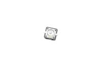 КНОПКА 4-pin 12x12mm L=1 mm (с синей подсветкой)  (№37)
