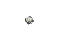 КНОПКА 4-pin 12x12mm L=1 mm (с белой подсветкой)  (№35)