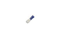 "Клемма плоская ""шт"" 6.3mm синяя VD2-6.3M GN0119"
