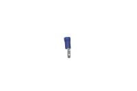 "Клемма плоская ""шт"" 2.8mm синяя VD2-2.8M5 GN0115"