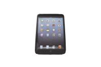 121122 Тонкая кожаная чехол-подставка Lucca leather stand case for iPad Mini LHA090-A