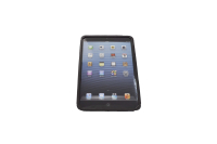 121123 Тонкая кожаная чехол-подставка Lucca leather stand case for iPad Mini/Brown LHA090-B