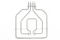 COK110BO ТЭН духовки Bosch верхний 2800W (368x366 мм, крепеж-105x26  мм)