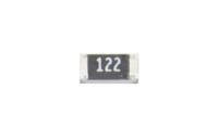 Резистор SMD     1.2 KOM  0.25W 1206 (122)