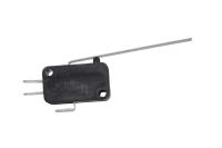 Микропереключатель для СВЧ печей 3-pin с рычагом 53мм (SIM)