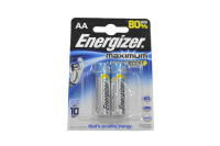 Energizer LR6-2BL Maximum (AA) батарейка