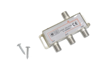 Splitter (разветвитель) на 3 TV 5-1000MHz 4-823