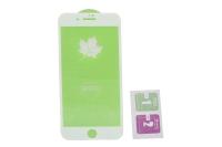 Защитное стекло Steel pro iPhone 7/8 Plus 3D, белое