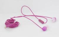 0312163 Наушники Sony MDR-EX15APPI вкладыши канального типа, розовый