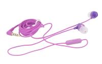 0312165 Наушники Sony MDR-EX15APV вкладыши канального типа, фиолетовый