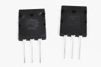 TTA1943+TTC5200 (пара) (230V 15A 150W pnp+npn) TO264 Транзистор