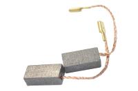 1308001450 Электроугольная щетка 5х8х15 поводок, клемма-мама для Kress PXC 750, PXC 600 №460 (пара)