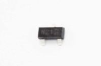 DTA123ET (21) (50V 100mA 250mW pnp+R) SOT23 Транзистор