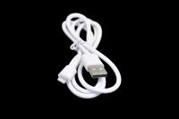 UL12 Кабель UBIK USB-8-pin PVC, белый