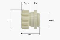 Втулка шнека к мясорубке Bosch MFW 45020/01