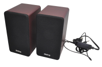 Колонки 2.0 Dialog Stride AST-20UP cherry 6W RMS