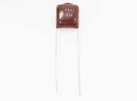 CAP  0.68mkF  63V  5% (684) CL21X mini пленочный конденсатор