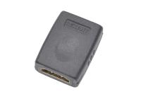 """Переходник HDMI """"гн"""" - HDMI """"гн"""" gold 17-6806"""