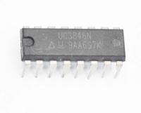 UC3846N DIP16 Микросхема