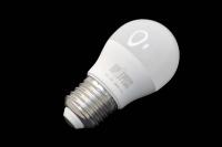 53046-7 Лампа светодиодная Прогресс Standard P45-7W-E27-4000K (шар)