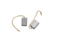 437 Электроугольная щетка 4х7х10 медный поводок L=40 мм