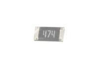Резистор SMD   470 KOM  0.25W  1206 (474)