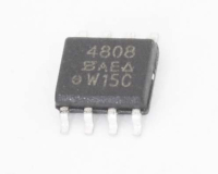 Si4808DY (30V 5.7A 1.1W Dual N-Channel MOSFET+D) SO8 Транзистор