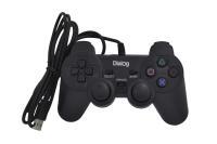 Джойстик Dialog GP-A11 Action, 12 кнопок, USB, вибрация, черный