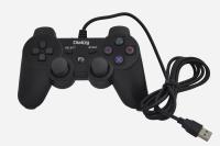 Джойстик Dialog GP-A17 Gan-Kata, 12 кнопок, PC USB/PS3, вибрация, черный