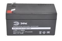 Аккумулятор Эра GS1213 (свинцово-кислотный 12V 1.3A)