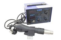 Паяльная станция Element-852D++ (паяльник+фен+держатель фена)