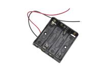 Батарейный отсек BH441 (ADS) 4 x AAA 50 x 50 x 12.2