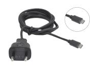 Зарядное устройство 220V-5V 1.0A microB OT-APU03