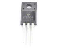 2SK3569 (600V 10A 45W N-Channel MOSFET) TO220F Транзистор