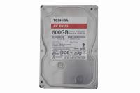 "325521 Жесткий диск Toshiba SATA-III 500Gb HDWD105UZSVA P300 (7200rpm) 64Mb 3.5"""